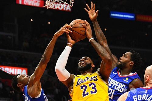 湖人队 快船队 猛龙队 鹈鹕队计划在NBA开幕之夜