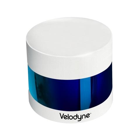 Velodyne Lidar宣布推出用于独立系统的革命性传感器Puck 32MR