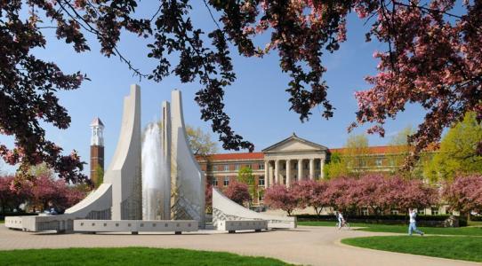 普渡大学全球主办国家首都