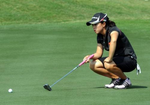 Ko Jin-young在女子高尔夫世界排名第3周