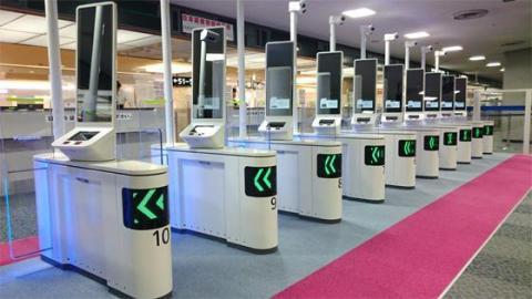 松下将为日本机场的护照检查提供额外的自动面部识别门