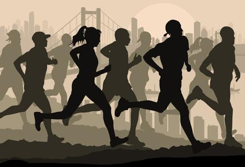 Wipro奔跑精神汇集了来自34个国家地区的110个城市的参与者