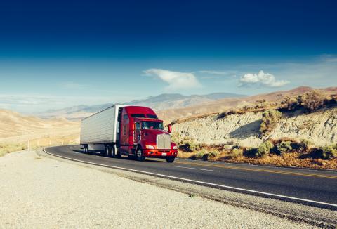 project44提供完整的生命周期卡车自动化功能