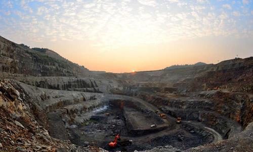 全球一般矿产市场报告
