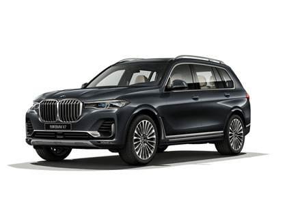 key 这是配备M零件的BMW X7
