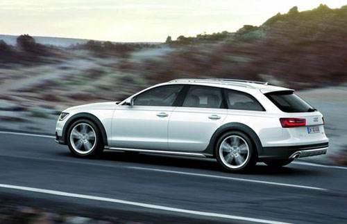 顶级装备汽车评论 奥迪A6 Allroad quattro