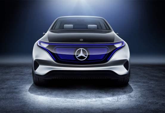 奔驰EQS是未来的全电动S级车