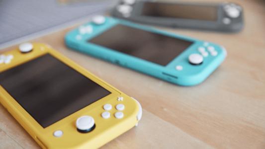 您对Nintendo的Switch Lite感兴趣吗?