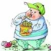 近年来胖儿童的数量不断增加儿童肥胖会引起一些疾病的发生