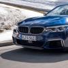 2020宝马M550i纯V8轿车起价134,900美元