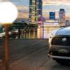 丰田发布新款花冠Cross紧凑型SUV