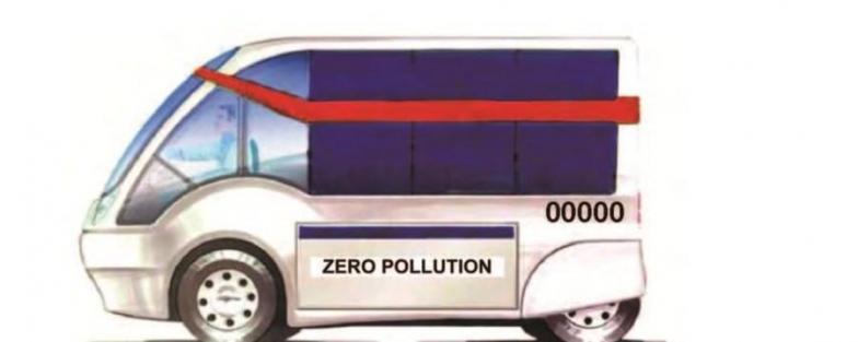 Windstar Motors将推出首款零排放压缩空气发动机原型车