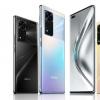 荣誉V405G手机配备6.72英寸OLED120Hz曲面显示屏双前置摄像头发布