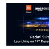 红米9系列智能手机在线下商店中出售