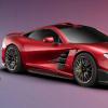 梅赛德斯SLR迈凯轮作为长Mac回归虚构渲染