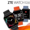 中兴手表Live配备1.3英寸液晶显示屏血氧监测功能电池续航时间长达21天