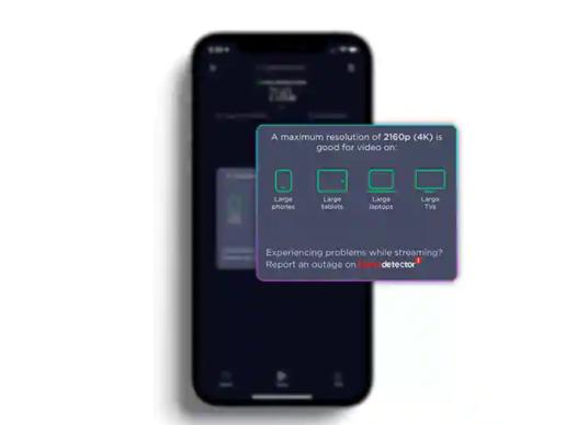 Speedtest的iOS应用可以帮助您评估网络流式传输视频的能力