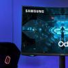三星品牌推出了定位高端的两款曲面屏显示器产品
