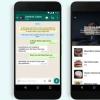 WhatsApp今天宣布了其商务应用程序的新功能
