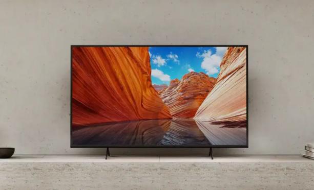索尼推出Bravia X80J电视系列,屏幕尺寸从43英寸到75英寸