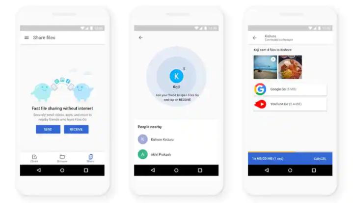 """Google提供的文件现在可让您设置""""收藏夹""""文件以便快速访问"""