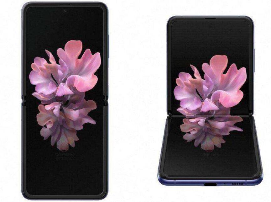 三星Galaxy Z Flip将推出四种颜色选择