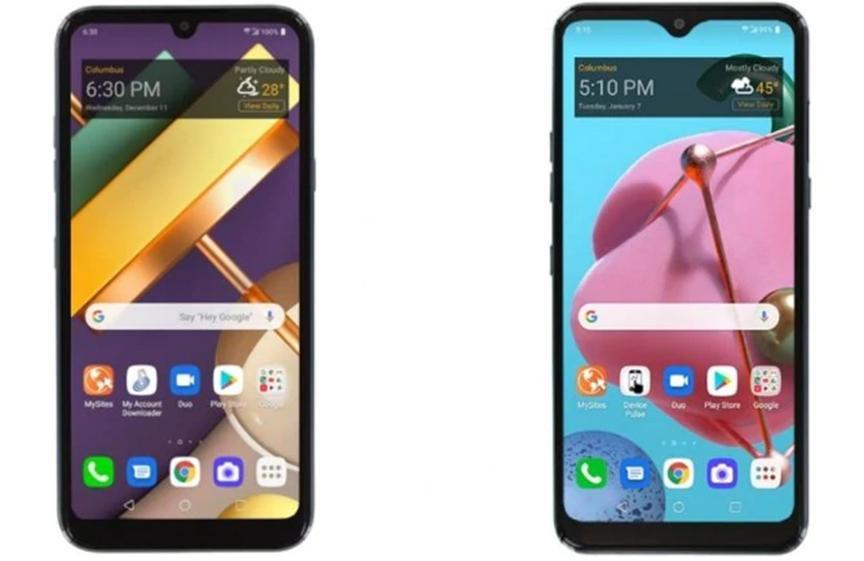 LG表示正在开发两款缺口显示智能手机 媒体渲染图泄露