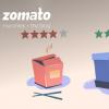Zomato将重新设计带有专用区域的送餐和就餐评分系统