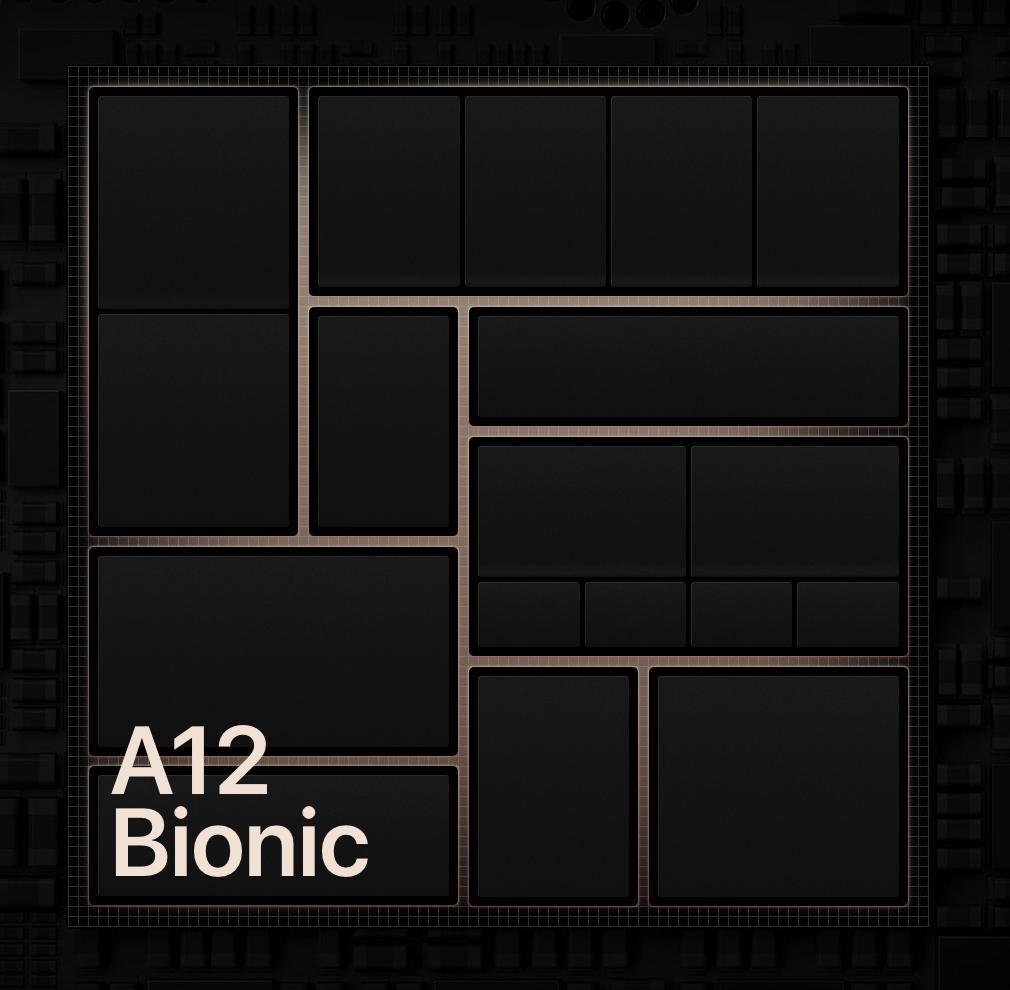苹果Apple A12Z Bionic SoC