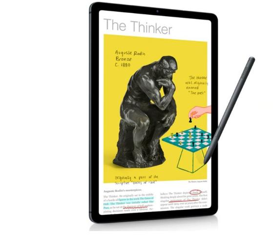 三星Galaxy Tab S6 Lite终于有点正式了