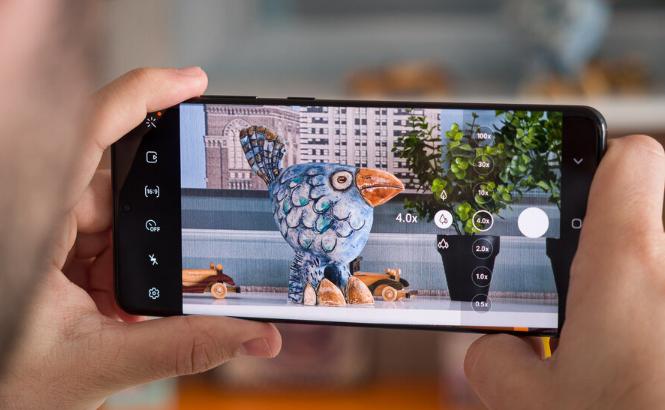 软件更新无法解决所有Galaxy S20 Ultra相机对焦问题