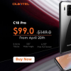 OUKITEL C18 Pro手机现仅售99美元