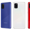 三星Galaxy A31的泄露揭示其的价格优势