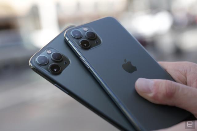 iOS 14将响应iPhone背面的水龙头