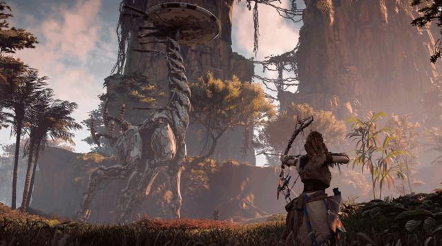 《地平线零黎明》将于8月7日登陆Steam和Epic Games商店