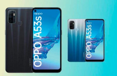 揭示了OPPO A53s型号的功能和价格