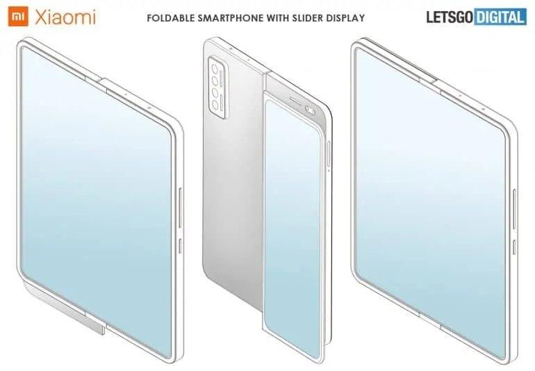 小米可能正在制造带滑动显示屏的可折叠手机