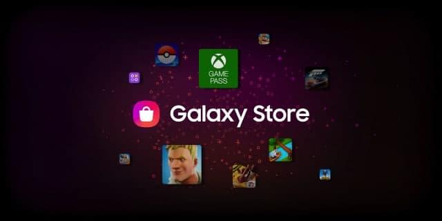 三星重新设计了其银河店,专注于游戏