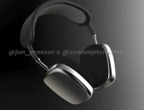 泄露的图标表明了Apple入耳式可穿戴设备的外观