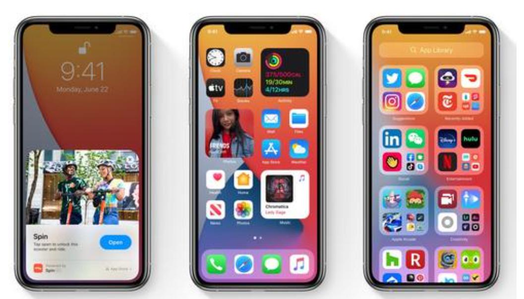苹果发布iOS 14.3和watchOS 7.2的Beta版本