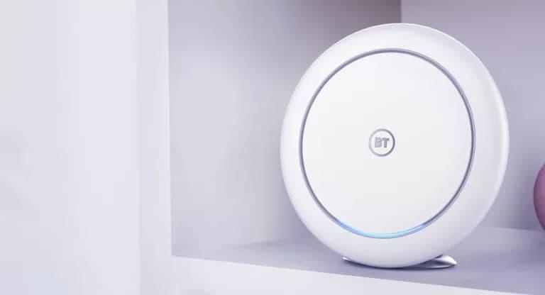 在家中的每个角落都可以轻松获得超高速无线网络