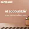 三星推出具有支持AI的洗衣机