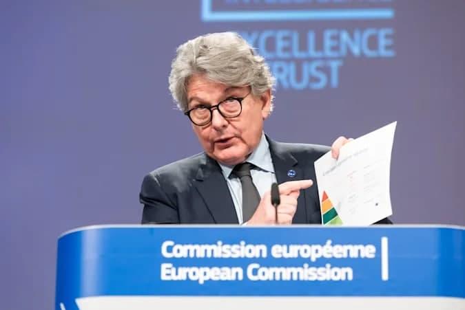 欧盟委员会提出严格的政策来规范AI的使用