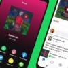 Spotify获得Facebook上的歌曲和播客Miniplayer