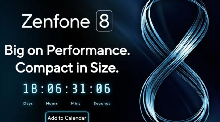 华硕Zenfone 8 mini:新泄漏揭示电池容量,RAM容量