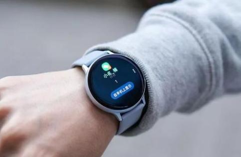三星Galaxy Watch Active 2获得血压监测功能