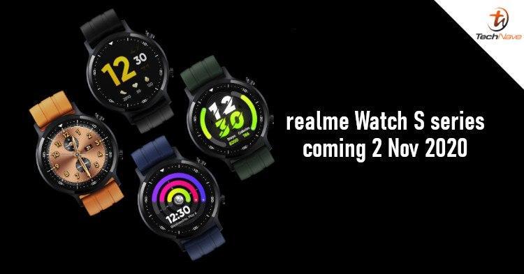 Realme Watch S即将面世,一些功能揭晓