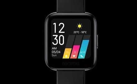 Realme Smart Watch S配备1.3英寸自动亮度调节触摸屏显示屏和16种运动模式