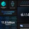 Apple的A14 Bionic处理器详细介绍,为iPhone 12型号提供动力