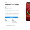 苹果的MagSafe Duo无线充电器终于上市了
